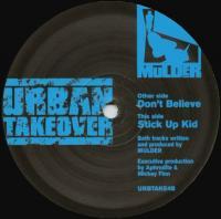 MULDER - Don't Believe / Stick Up Kid : 12inch