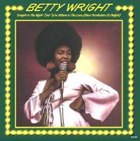 BETTY WRIGHT - TONIGHT IS THE NIGHT (LIVE) / WHERE IS THE LOVE (REMIX) : 12inch