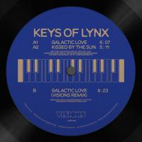 KEYS OF LYNX - Galactic Love Visions remix (Alex Attias & Stephane Attias) : 12inch
