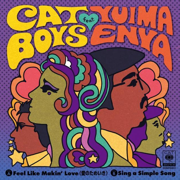 CAT BOYS feat. Yuima Enya - Feel Like Makin'Love(??????????? : CONY (JPN)