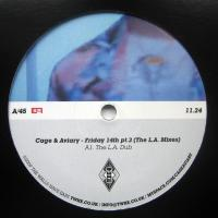 CAGE & AVIARY - Friday 14th Pt. 3 (The L.A. Mixes) : 12inch