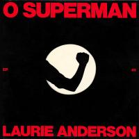 LAURIE ANDERSON - O Superman : 12inch