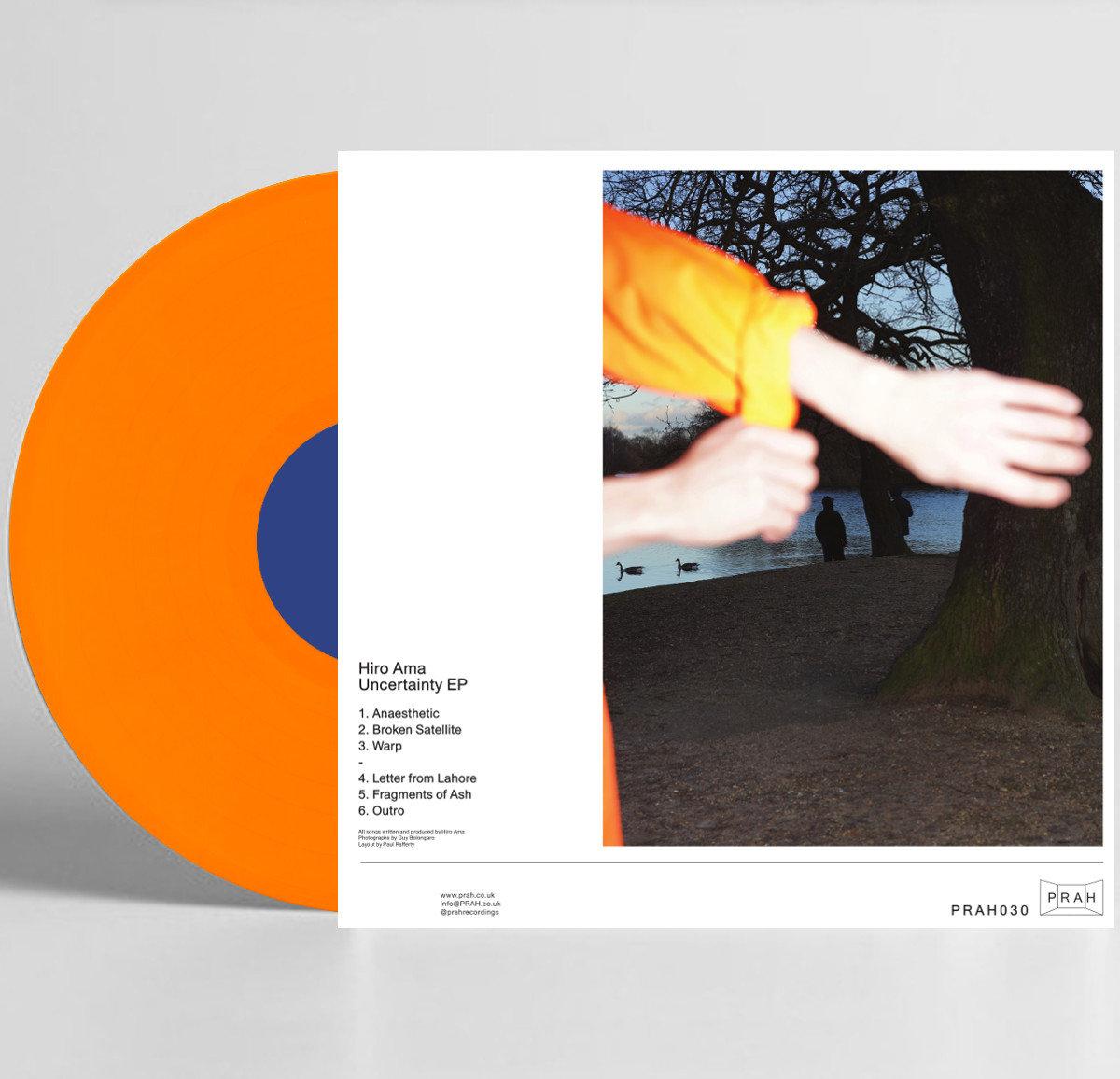 HIRO AMA - Uncertainty EP : 12inch gallery 1