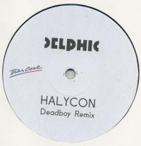 DELPHIC - Halycon : 12inch