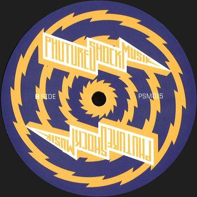 SZAJNA - M41 EP : PHUTURE SHOCK MUSIK (UK)
