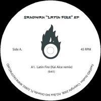 SANDMAN - Latin Fire EP : 12inch