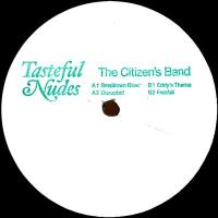 THE CITIZEN'S BAND - Smalltown Blues EP : 12inch
