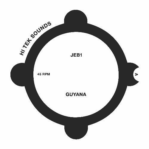 JEB1 - Guyana : 12inch