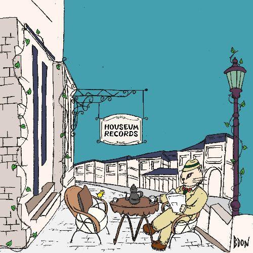 GAVINCO - Interflow EP : HOUSEUM (FRA)