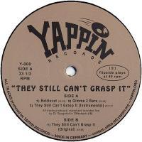 DJ SLYNGSHOT - They Still Can't Grasp It : 12inch