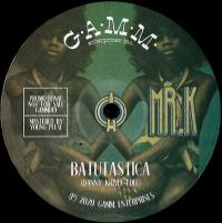 DANNY KRIVIT AKA MR K - Batutastica/Jungle : G.A.M.M (SWE)