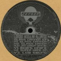 LONDON MODULAR ALLIANCE - Glass Cannon EP : 12inch