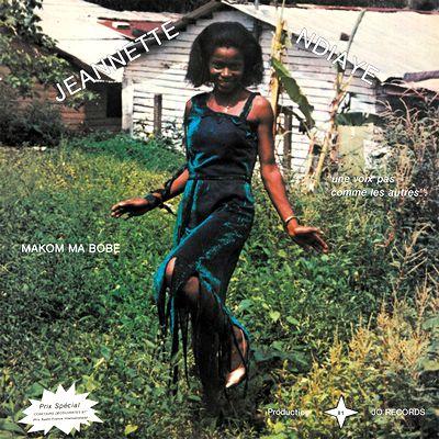 JEANNETTE NDIAYE - Makom Ma Bobe : 12inch