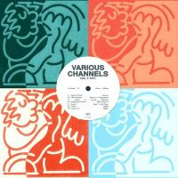VARIOUS - Various Channels Vol.1 : NYC - Compiled by Marco Weibel : 12inch