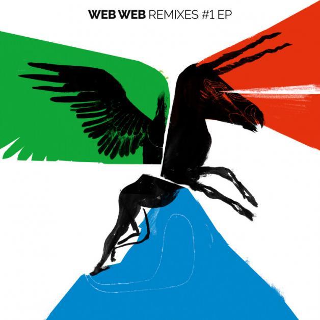 WEB WEB - WEB WEB Remixes #1 EP (MOUSSE T. / HECTOR ROMERO) : COMPOST (GER)