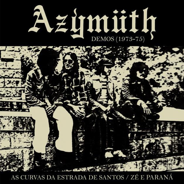AZYMUTH - As Curvas da Estrada de Santos/ Zé e Paraná : 7inch