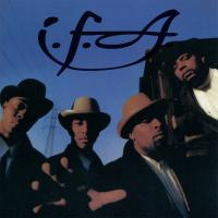 IFA - INTERNATIONAL FAMILY AFFAIR : 2LP