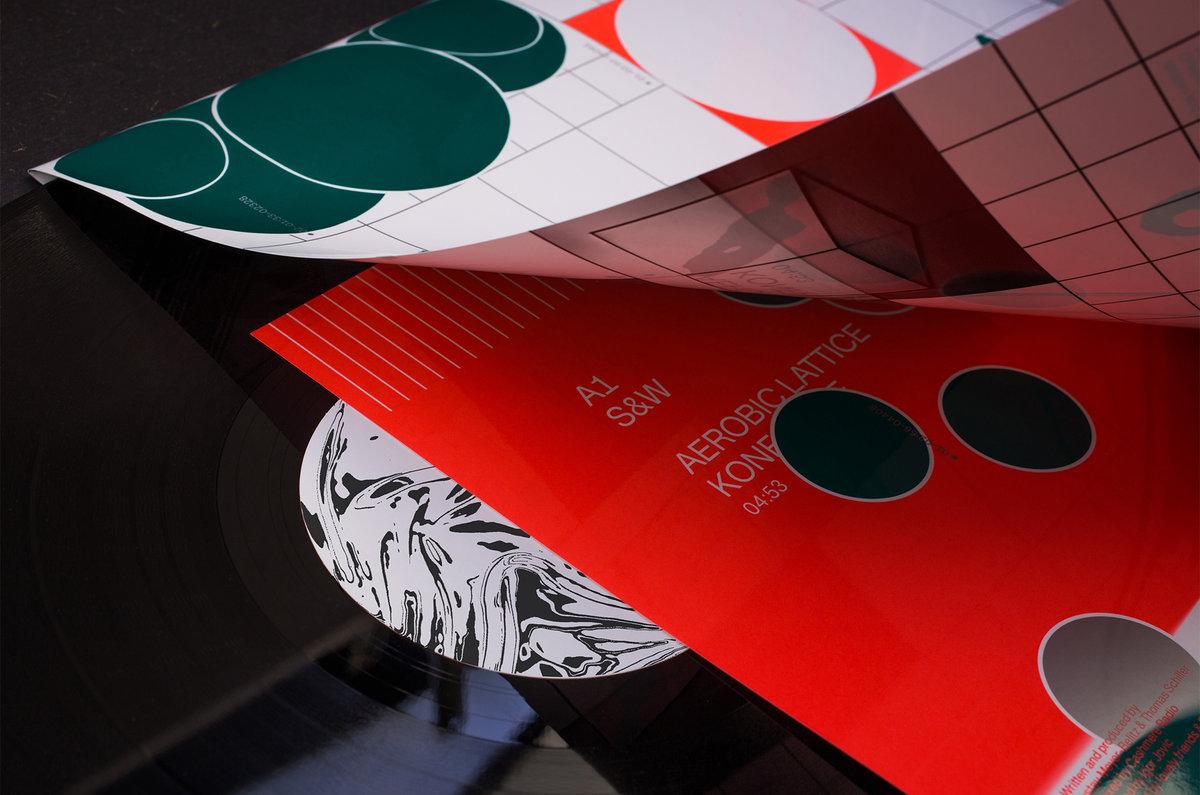 S&W / GUSTAAF - Organic grids & linear fluids : 12inch gallery 2