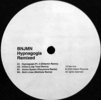BNJMN - Hypnagogia Remixed : 12inch