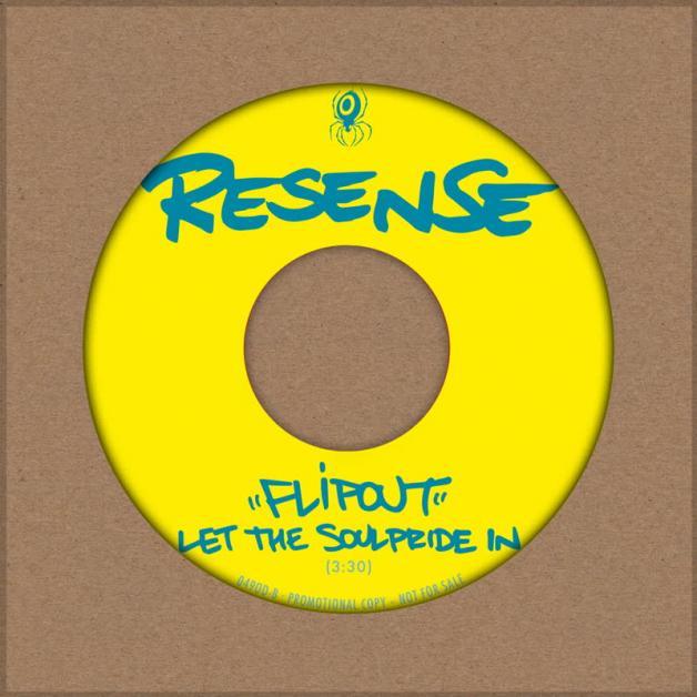 FLIPOUT - RESENSE 049 : 7inch