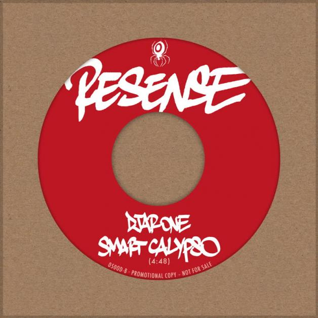 DJAR ONE & KING MOST - RESENSE 050 : 7inch