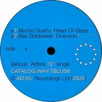 VARIOUS ARTISTS - BLUE 08 : 12inch