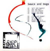 SAUCE AND DOGS - S/T : LP