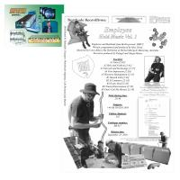 EMPLOYEE - Hold Music Vol.1 : LP