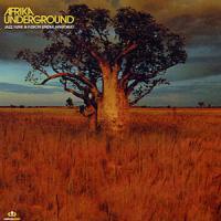 VARIOUS - Afrika Underground : CD