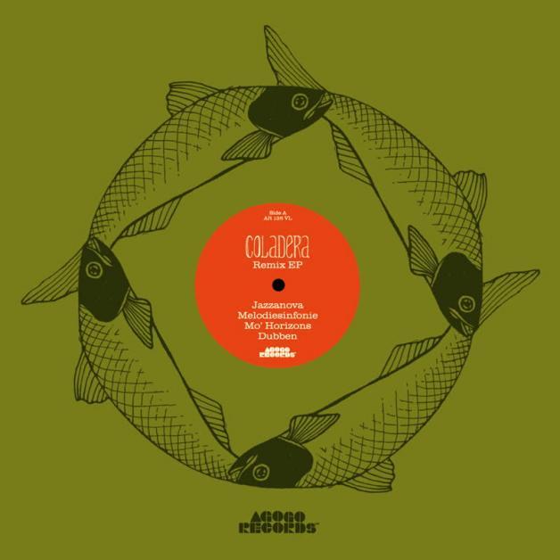 COLADERA - Remix EP : AGOGO (GER)