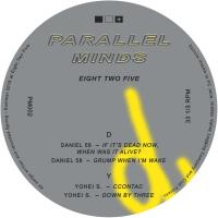 DANIEL 58 AND YOHEI S. - Eight Two Five : 12inch