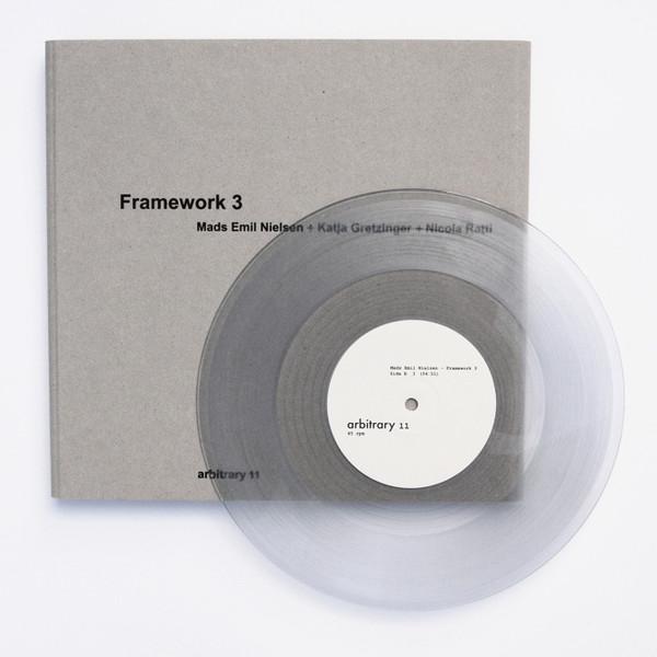 MADS EMIL NIELSEN, KATJA GRETZINGER, NICOLA RATTI - Framework 3 : 10inch+CD gallery 2