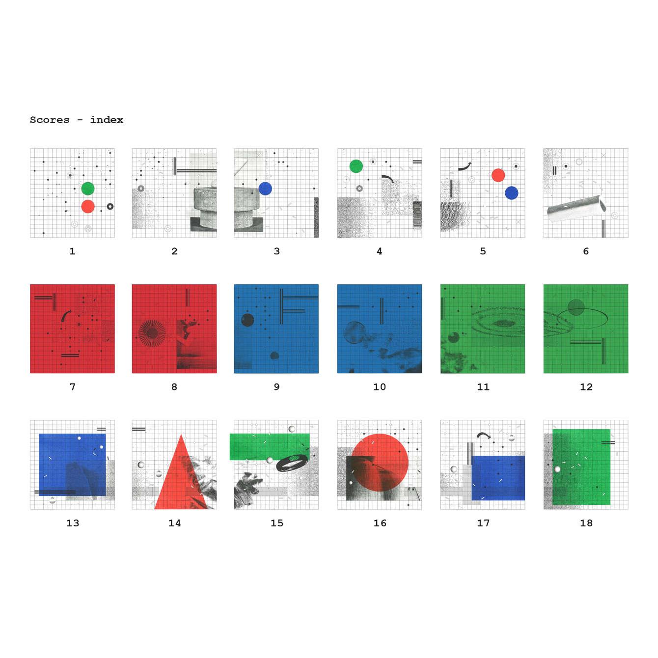 MADS EMIL NIELSEN, KATJA GRETZINGER, NICOLA RATTI - Framework 3 : 10inch+CD gallery 8