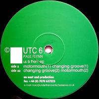 PAUL FLYNN - Us & Them EP : 12inch