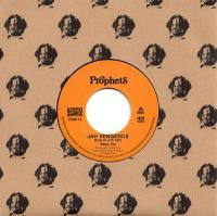 YABBY YOU - Jah Vengeance Dub Plate Mix : 7inch