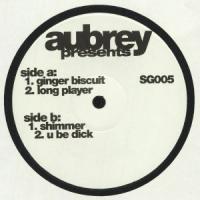 AUBREY - Ginger Biscuit (reissue) : 12inch