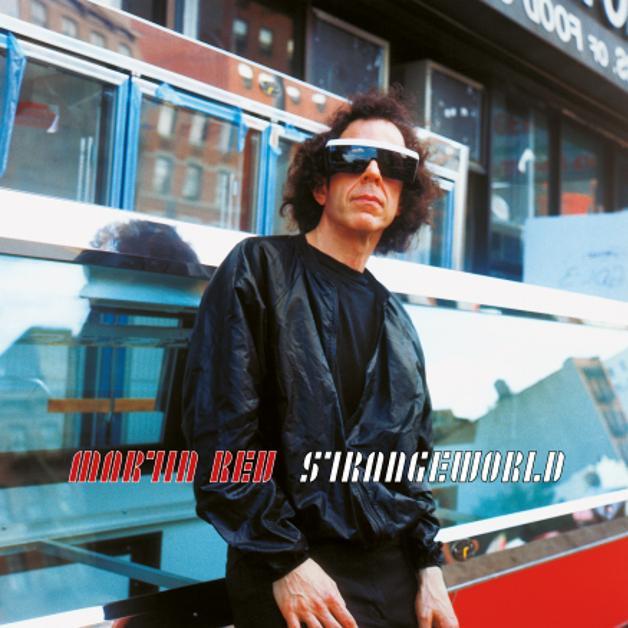 MARTIN REV - Strangeworld : LP