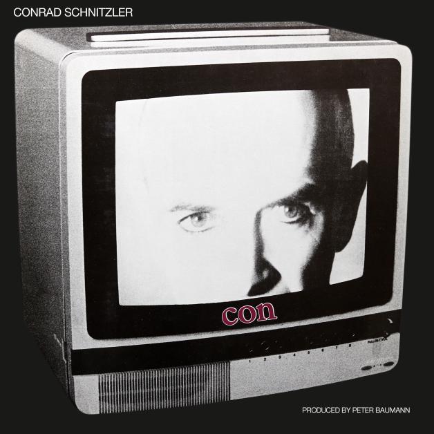 CONRAD SCHNITZLER - Con : LP