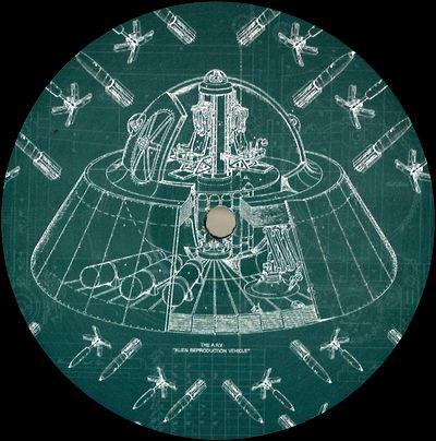 BUKEZ FINEZT - Eradicate Mankind EP : CHESTPLATE (UK)