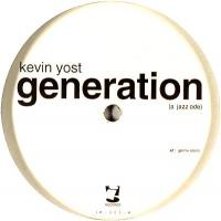 KEVIN YOST - Generation (A Jazz Ode) : 12inch