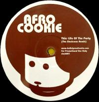 AFRO COOKIE / THE SLACKSONS - Life Of The Party / Six Alive : 12inch