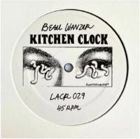 BEAU WANZER - KITCHEN CLOCK : 12inch