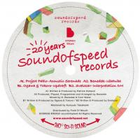 VARIOUS - 20 years sound of speed  records : 12inch