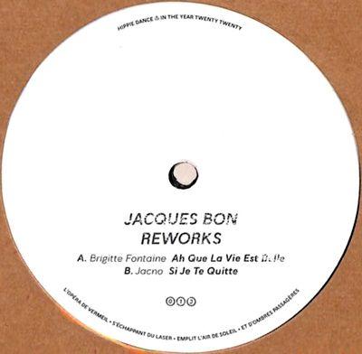 JACQUES BON - Jacques Bon Reworks : 12inch