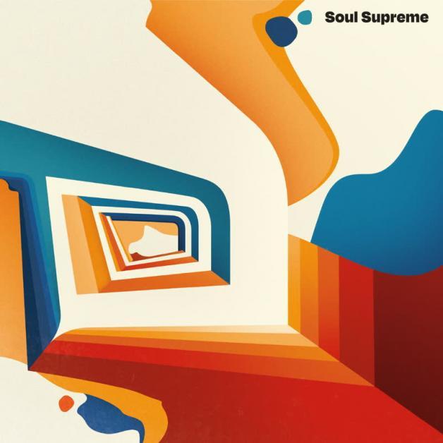 SOUL SUPREME - Soul Supreme : LP