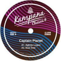 CAPTAIN PLANET - Classics 4 : KAMPANA (UK)