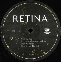 RETINA - Dusted EP : 12inch