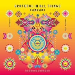 OSAMU SATO - GRATEFUL IN ALL THINGS(感謝感激雨霰) : 2LP