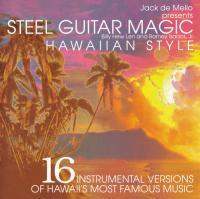 Billy Hew Len, Barney Isaacs, Jr. - Steel Guitar Magic (Hawaiian Style) : CD