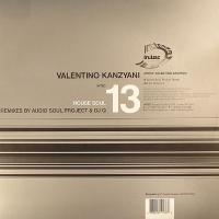 VALENTINO KANZYANI - House Soul (Remixes) : 12inch